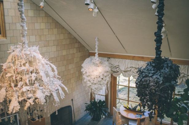 Petah Coyne's Untitled (Al's Garden). Photo by Sarah Katherine Davis